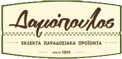 Παραδοσιακά Προϊόντα Δαμόπουλος από το 1922 Λογότυπο